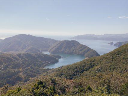 【鵜倉園地(うぐらえんち)】ハート型の入江を見に行こう!